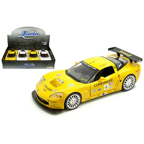 Bigtime Muscle Chevy 2005 Corvette C6 1:24 Scale Die-Cast Vehicle