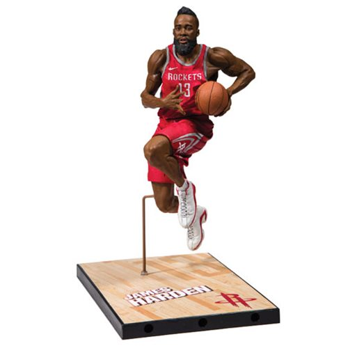 b01cb1ef8223 NBA 2K19 Series 1 James Harden Action Figure - Entertainment Earth