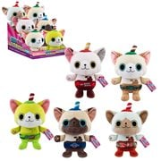 Paka Paka Soda Kats 7-Inch Plush Display Case