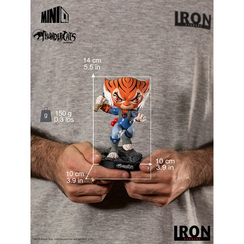 ThunderCats Tygra Mini Co. Vinyl Figure