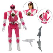 Power Rangers Legacy Mighty Morphin Pink Ranger Head Morph Action Figure