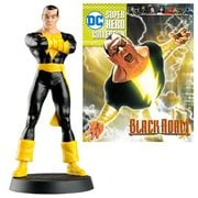 DC Superhero Black Adam Best of Figure with Collector Magazine #36