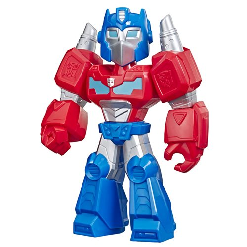 Transformers Mega Mighties Optimus Prime Figure, Not Mint
