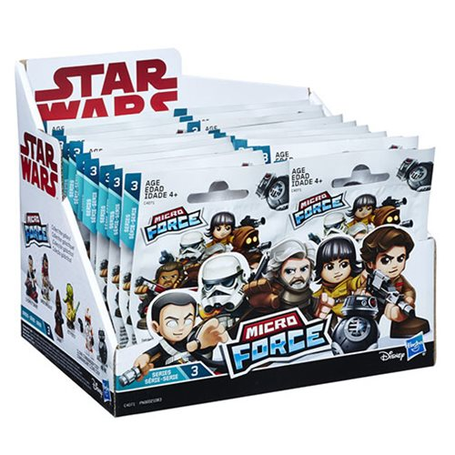 Star Wars Micro Force véhicules Wave 1 Full Set of 3