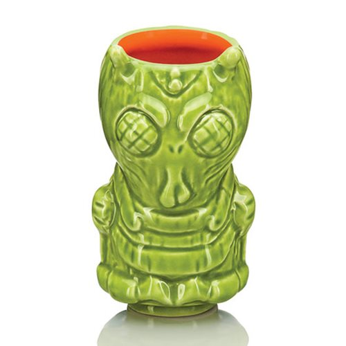 Rick and Morty Krombopolos Michael 2 oz. Geeki Tikis Mini Muglet