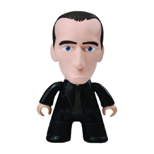 Doctor Who Titans 9th Doctor 6 1/2-Inch Vinyl Figure
