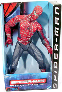 c555b29ecb8a 12in. Spider-Man Movie Figures - Entertainment Earth