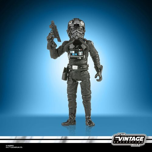Star Wars The Vintage Collection Imperial TIE Fighter Pilot 3 3/4-Inch Action Figure