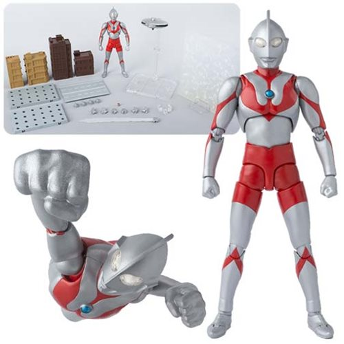 Ultraman 50th Anniversary Edition SH Figuarts Action Figure