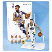 NBA Collection Stephen Curry Motion Masterpiece 1:9 Scale Action Figure