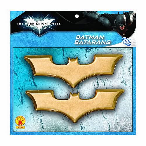 Batman Dark Knight Rises Batarangs 2-Pack