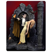 Dracula Bela Lugosi Deluxe Model Kit, Not Mint
