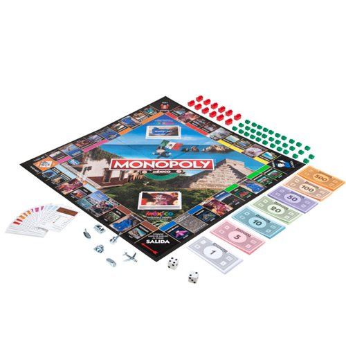 Monopoly Mexico Edition Game