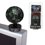 Star Trek: First Contact Borg Sphere Monitor Mate Bobble Ship
