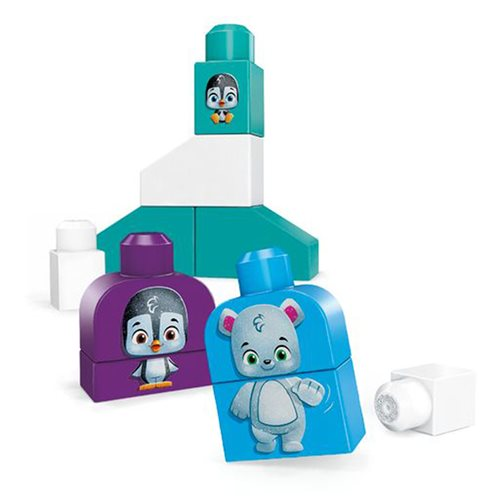 Mega Bloks Eco-Friends Polar Friends