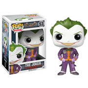 Batman Arkham Asylum The Joker Pop! Vinyl Figure, Not Mint