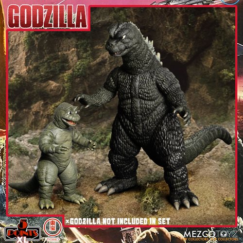 Godzilla: Destroy All Monsters (1968) 5 Points XL Round 2 Boxed Set