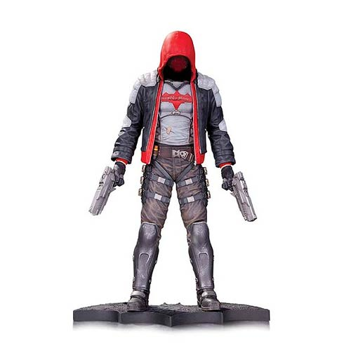Batman Arkham Knight Red Hood Statue