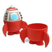 Rocket Ship Baking Cups 6-Pack Set
