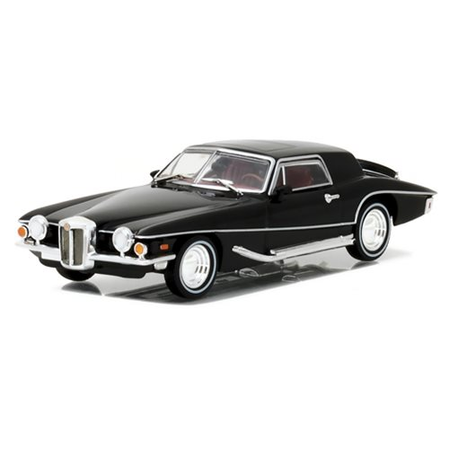Elvis Presley 1971 Stutz Blackhawk 1:43 Scale Die-Cast Metal Vehicle
