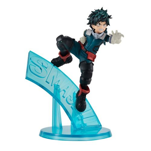 My Hero Academia Izuku Midoriya Styling Mini-Figure