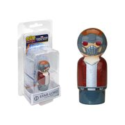 Guardians of the Galaxy Star-Lord Pin Mate Wooden Figure