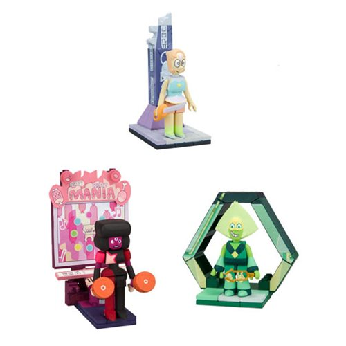 Steven Universe Micro Construction Set 3-Pack