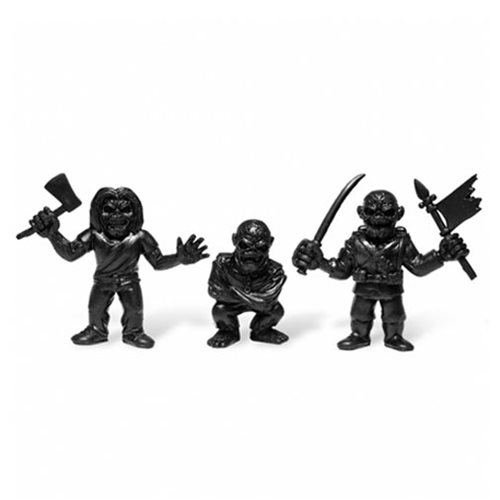 Iron Maiden M.U.S.C.L.E. Black Mini-Figures Set