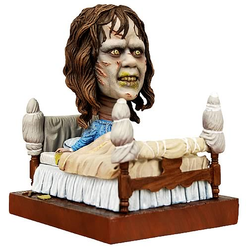 The Exorcist Regan in Bed Bobble Head