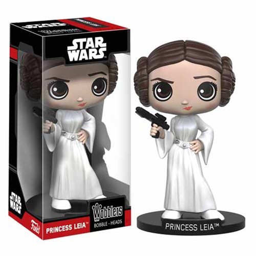 Star Wars: Episode IV - A New Hope Leia Bobble Head