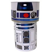 Star Wars R2-D2 Bobble Head Tin Bank