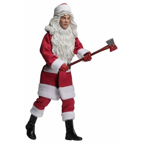 Silent Night, Deadly Night Billy 8-Inch Cloth Action Figure