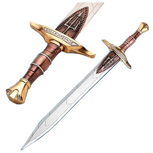 Percy Jackson Sea Of Monsters Riptide Sword Prop Replica