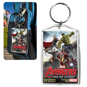 Avengers Age of Ultron The Avengers Acrylic Key Chain