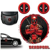 Deadpool Car Graphics Set