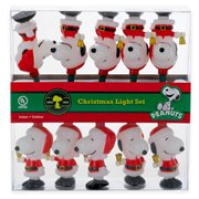 Peanuts Santa Snoopy Light Set
