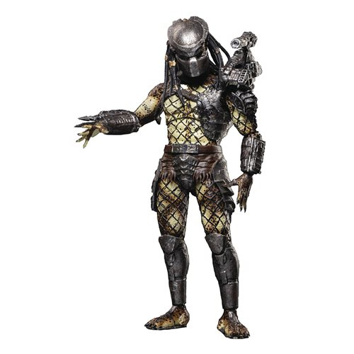 Predators Armored Crucified Predator 1:18 Scale Action Figure - Previews Exclusive