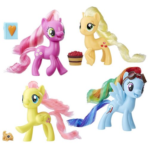 My Little Pony Friends Mini-Figures Wave 2 Case