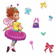 Fancy Nancy Peel and Stick Giant Wall Decals