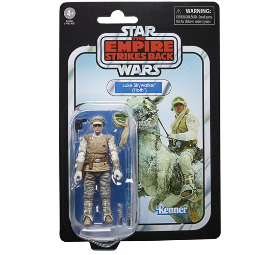 Star Wars The Vintage Collection Luke Skywalker Hoth 3 3/4-Inch Action Figure