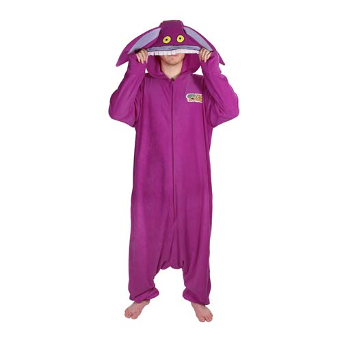 Aaahh Real Monsters Ickis Hooded Kigurumi Costume