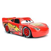 Cars 3 1:24 Scale Die-Cast Metal Vehicles with Tire Rack Set