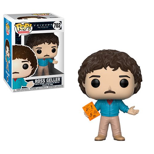 Friends Ross Geller 80's Pop! Vinyl Figure #702