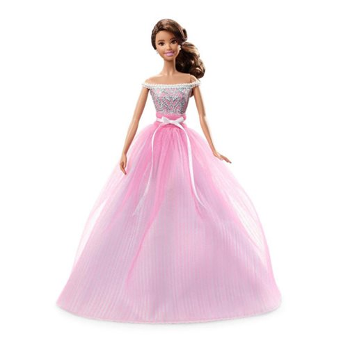 Barbie Birthday Wishes Doll (Latina)