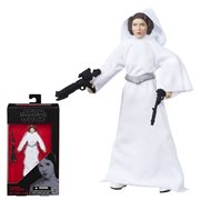 Star Wars The Black Series Leia Organa Figure, Not Mint