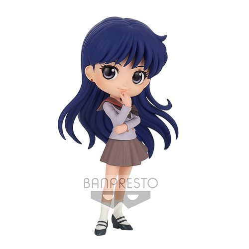Pretty Guardian Sailor Moon Eternal the Movie Rei Hino Ver. B Q Posket Statue