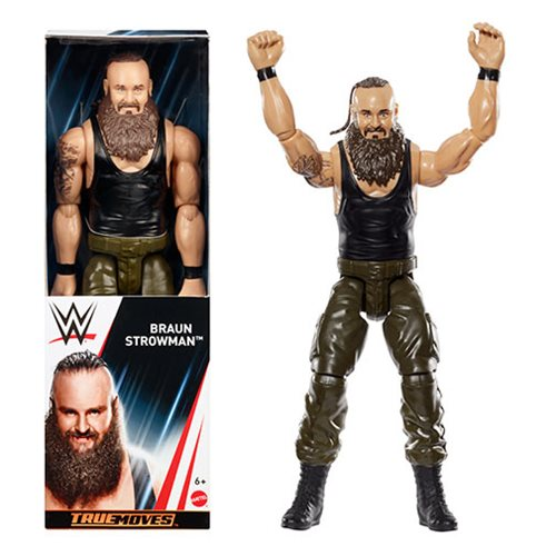 WWE Braun Strowman 12-Inch Action Figure
