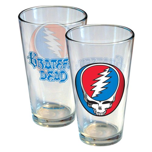 Grateful Dead Steal Your Face Pint