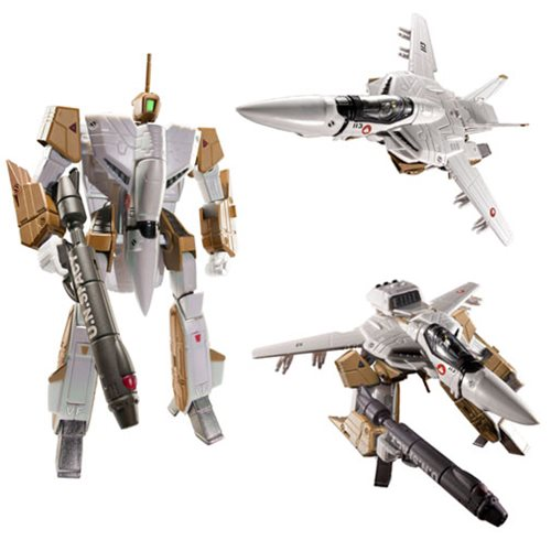 Robotech Ben Dixon's 1:100 Scale VF-1A Transformable Veritech Fighter Collection Action Figure
