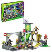 Teenage Mutant Ninja Turtles Sewer Lair Playset, Not Mint